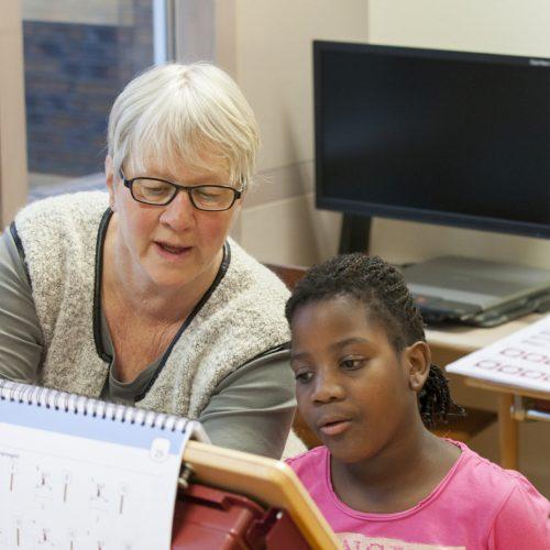 Onderwijs moet toegankelijk zijn en het moet inclusief opleiden. Daar zetten wij ons voor in.