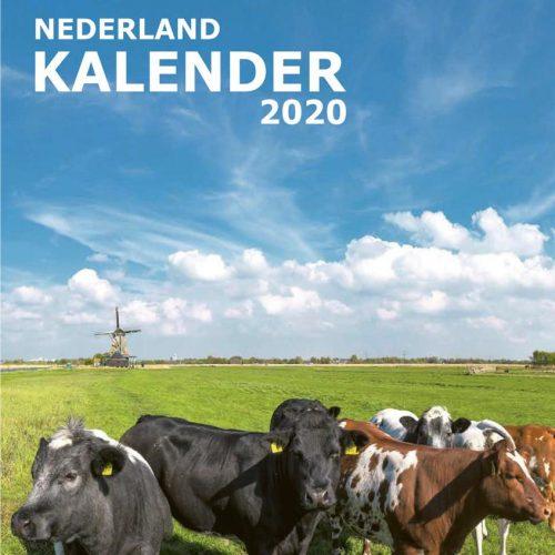 Nog niet in huis? Je kunt nu je kalender 2020 nog bestellen!